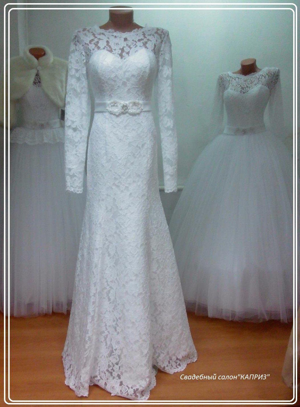 Элитные платья из кружев